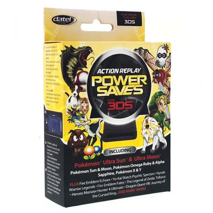 Datel Action Replay Power Saves