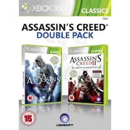 Assassin's Creed Double Pack Classics