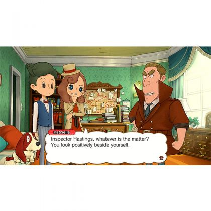 Layton's Mystery Journey: Katrielle and the Millionaire's Conspiracy Deluxe Edition