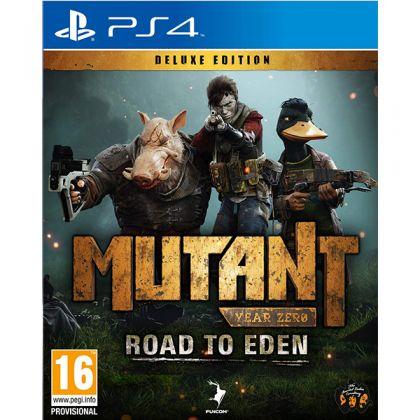 Mutant Year Zero: Road to Eden Deluxe Edition