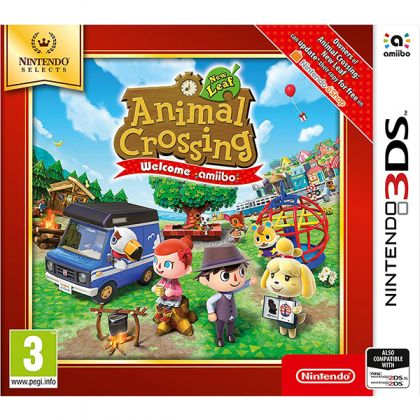 Animal Crossing: New Leaf - Welcome amiibo! Selects