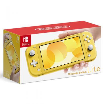 Nintendo Switch Lite Yellow 32GB