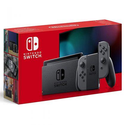 Nintendo Switch Grey Joy-Con 32GB Version 2019