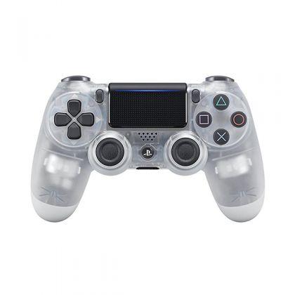 Sony Dualshock 4 Wireless Controller V2 Crystal
