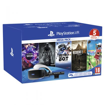 Sony PlayStation VR Mega Pack 2