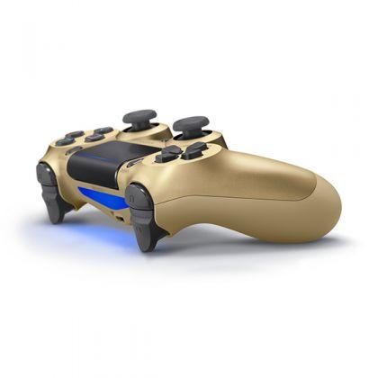 Sony Dualshock 4 Wireless Controller Gold