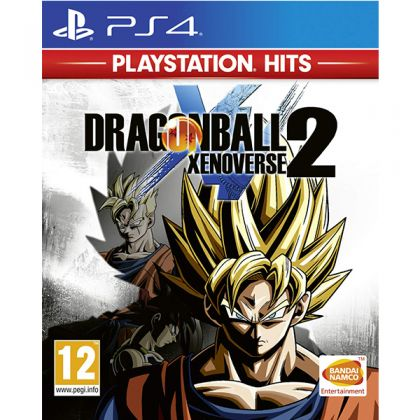 Dragon Ball Xenoverse 2 - PlayStation Hits