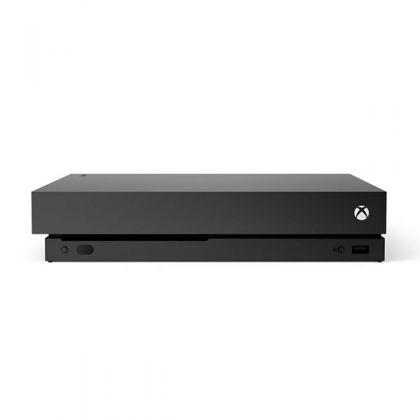 Microsoft Xbox One X 1TB Gold Rush Special Edition Battlefield V Bundle