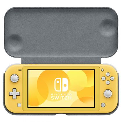 Nintendo Switch Lite Flip Cover & Screen Protector