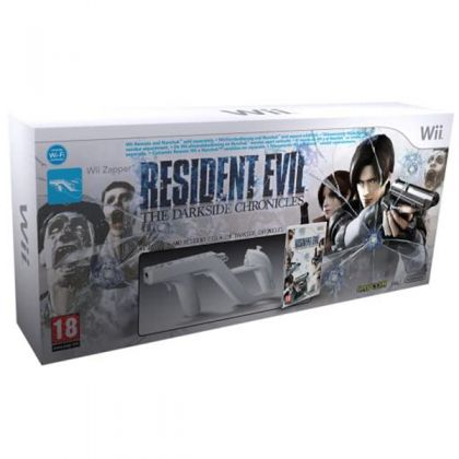 Resident Evil: The Darkside Chronicles + Wii Zapper Bundle