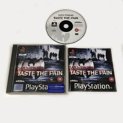 Wu-Tang: Taste the Pain