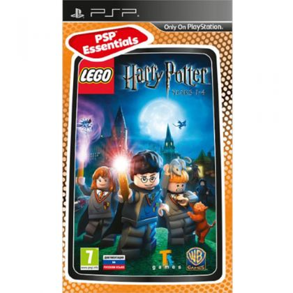 Lego Harry Potter: Years 1–4 Essentials