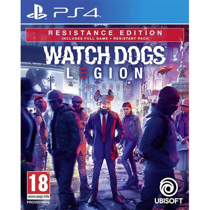Watch Dogs: Legion Resistance Edition