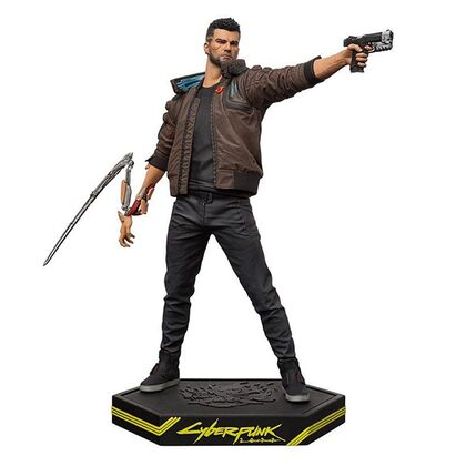 Dark Horse Cyberpunk 2077 - Male V Figure