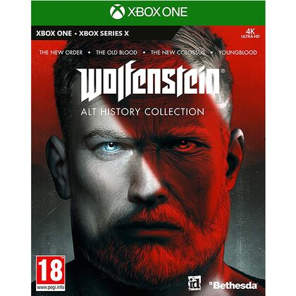 Wolfenstein Alt History Collection