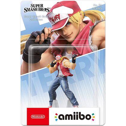 Nintendo amiibo Super Smash Bros. - Terry Figure No.86