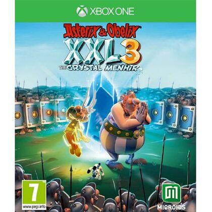 Asterix & Obelix XXL 3: The Crystal Menhir