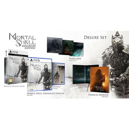 Mortal Shell Enhanced Edition Deluxe Set