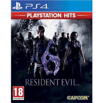 Resident Evil 6 HD - PlayStation Hits