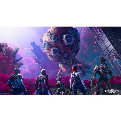Marvel's Guardians of the Galaxy